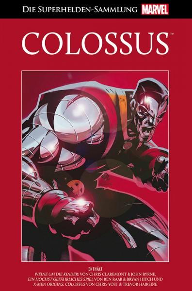 Die Marvel Superhelden Sammlung 86: Colossus Cover