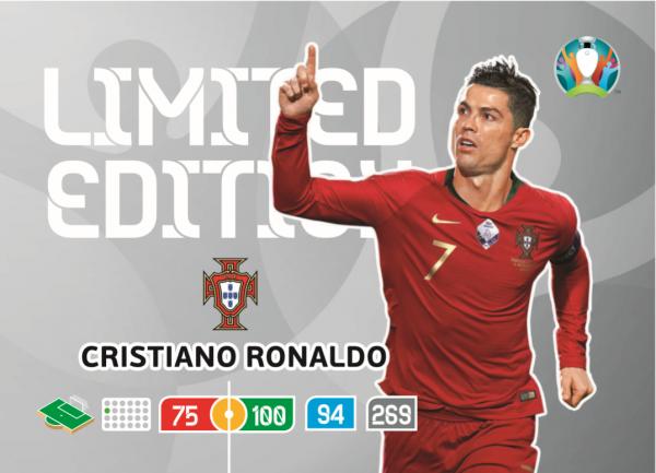 Euro 2020™ LE-Card: Cristiano Ronaldo (Portugal)