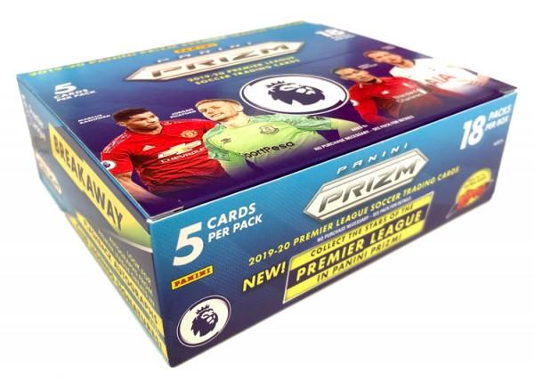 Premier League 2019/2020 PRIZM Trading Cards - Retailbox
