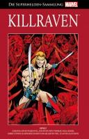 Die Marvel Superhelden Sammlung  90: Killraven Cover