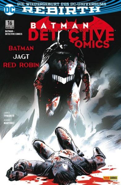 Batman: Detective Comics 16