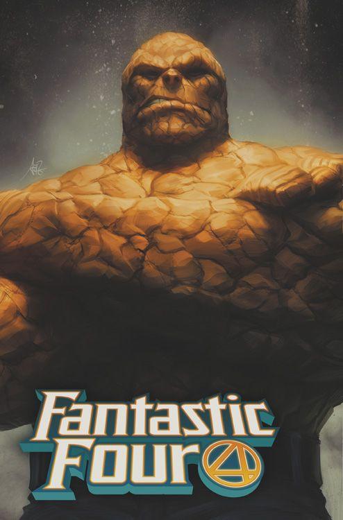 Fantastic Four 1 Variant C