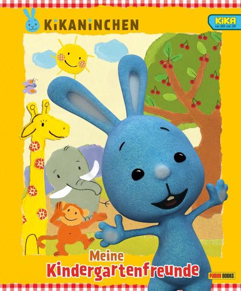 Kikaninchen - Meine Kindergartenfreunde Freundebuch Cover