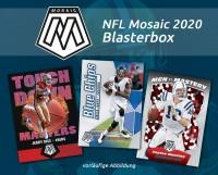 NFL 2020 Mosaic Trading Cards - Blasterbox