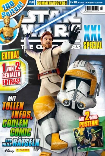 The Clone Wars XXl Special 02/16