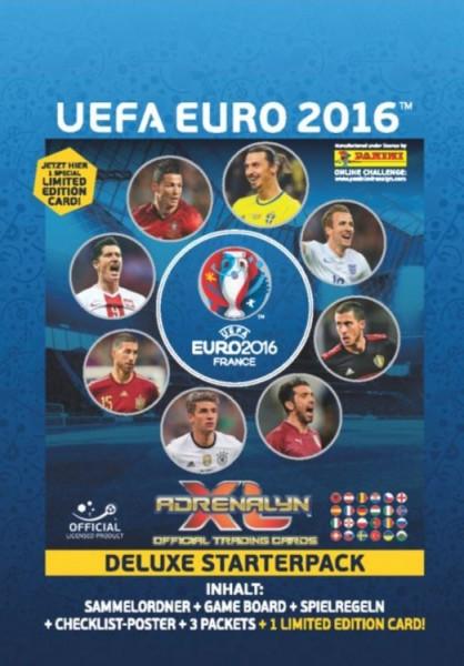 UEFA Euro 2016 Adrenalyn XL - Starterset Deluxe