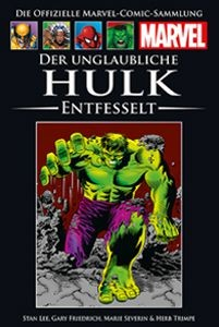 Hachette Marvel Collection 76: Der unglaubliche Hulk - Entfesselt