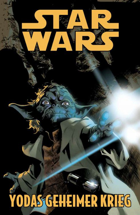 Star Wars Sonderband 100: Yodas...
