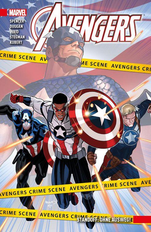 Avengers Paperback 3 (2017) 3:...
