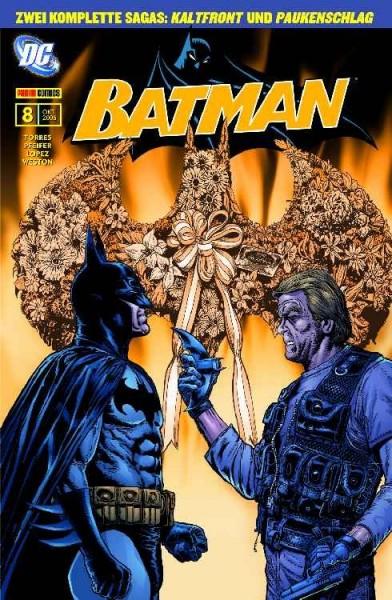 Batman Sonderband 8: Kaltfront