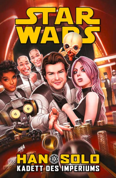 Star Wars Sonderband 115 - Han Solo - Kadett des Imperiums