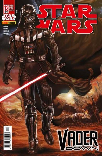 Star Wars 13: Vader Down 1 - Kiosk-Ausgabe