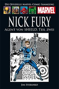 Hachette Marvel Collection 96: Nick Fury Agent von Shield - Teil II