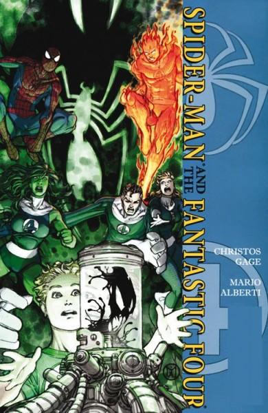100% Marvel 59: Spider-Man und die Fantastic Four Variant