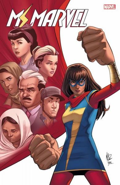 Ms. Marvel 4: Im Namen der Freiheit