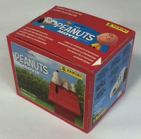 Peanuts - Box mit 35 Tüten