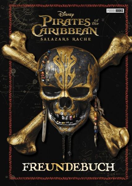 Disney - Fluch der Karibik - Freundebuch