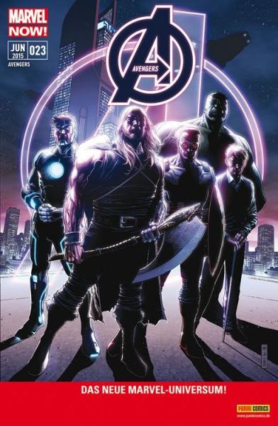 Avengers 23 (2013)