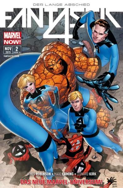 Fantastic Four - Der lange Abschied 2