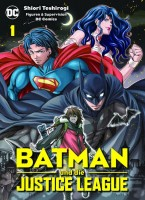 Batman und die Justice League 1 Cover