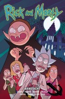 Rick and Morty 8 Cover