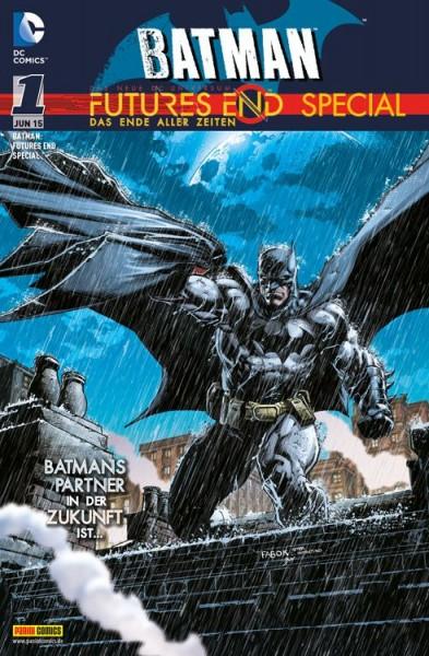 Batman: Futures End Special 1