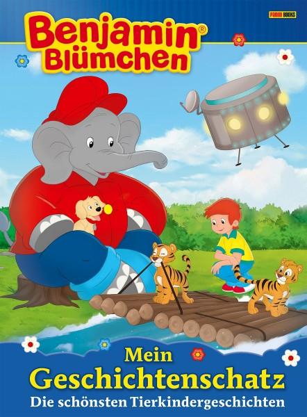 Benjamin Blümchen: Mein Geschichtenschatz - Die schönsten Tierkindergeschichten