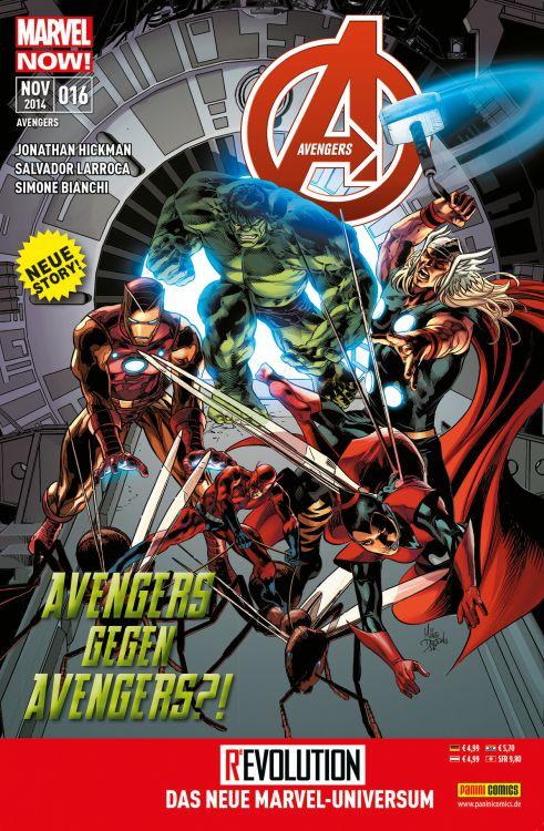 Avengers 16 (2013)