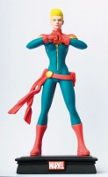Marvel Universum Figuren-Kollektion: #40: Captain Marvel
