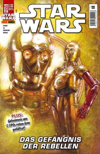 Star Wars 18: Das Gefängnis der Rebellen 3 - Kiosk-Ausgabe