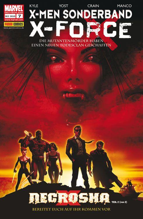 X-Men Sonderband  - X-Force 7 -...