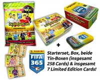 Panini FIFA 365 Adrenalyn XL 2021 Kollektion - Shootingstar-Bundle