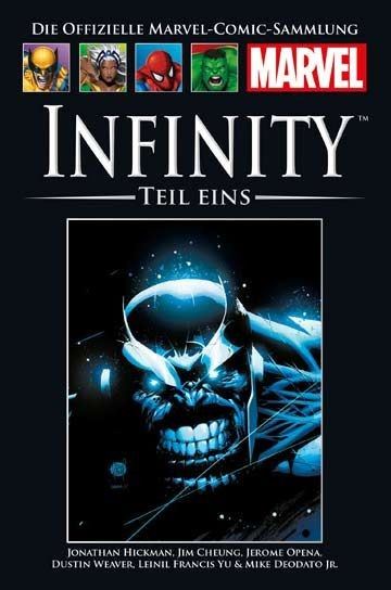 Hachette Marvel Collection 131: Infinity 1