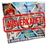 NBA Chronicles Trading Cards 2019/20 - Hobbybox