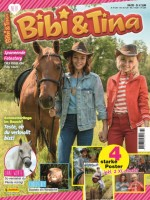 Bibi und Tina Magazin 04/20