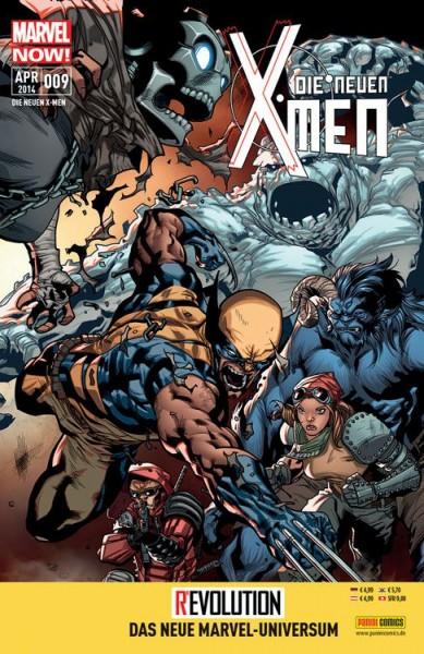 Die neuen X-Men 9