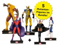 Marvel Universum Figuren-Kollektion: Mutanten-Bundle
