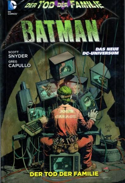 Batman 3: Der Tod der Familie Hardcover