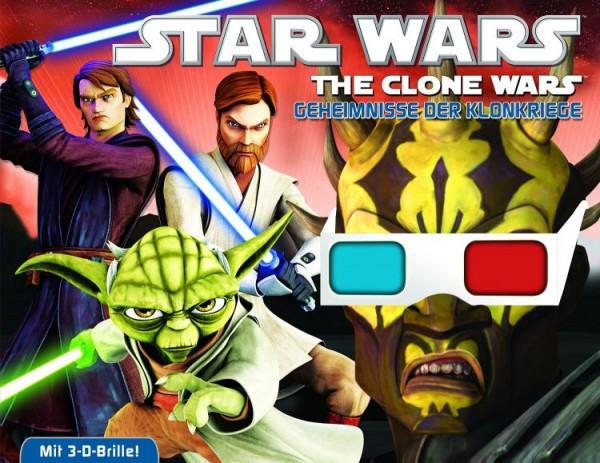 Star Wars: The Clone Wars - Geheimnisse der Klonkriege in 3D
