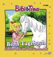 Bibi & Tina - Bibis Tagebuch: Meine Ferien auf dem Martinshof Cover Bibi und Sabrina