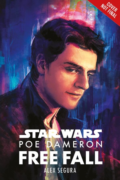 Star Wars Poe Dameron - Freier Fall Cover