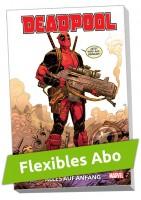 Flexibles Abo - Deadpool Paperback