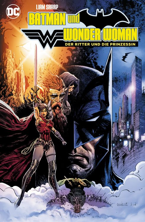 Batman & Wonder Woman - Der Ritter & die Prinzessin
