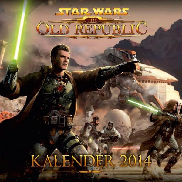 Star Wars: The Old Republic - Wandkalender (2014)