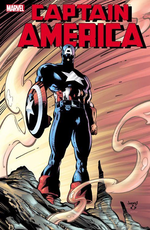 Captain America 1: Neuanfang Variant...