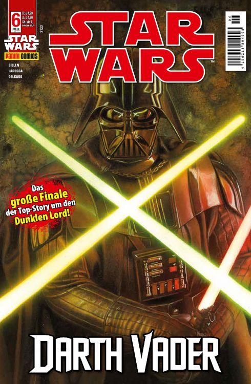 Star Wars 6: Darth Vader 3 -...
