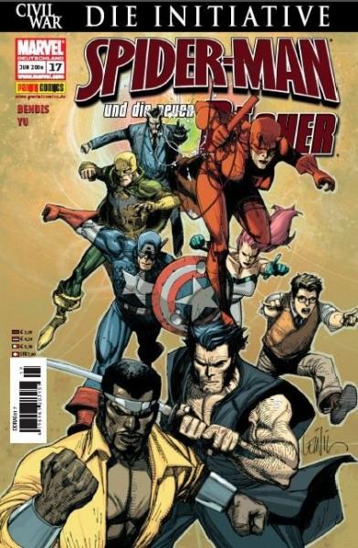 Spider-Man & Die neuen Rächer 17