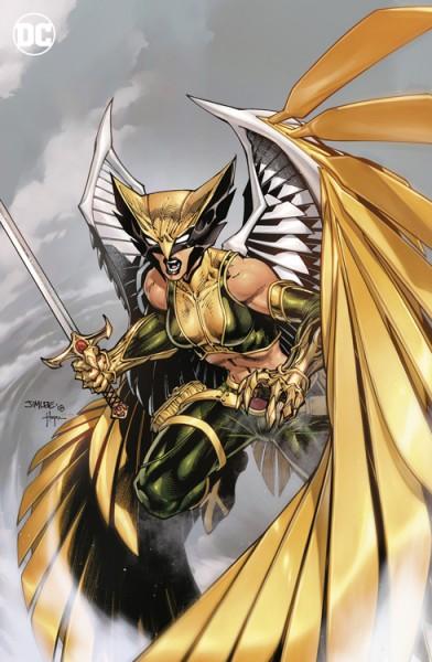 Justice League 8: Sintflut der Götter 3 Variant