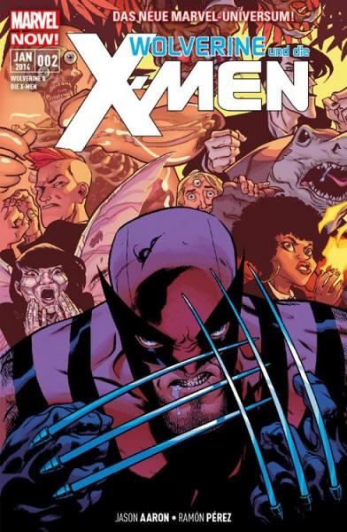 Wolverine und die X-Men Sonderband 2