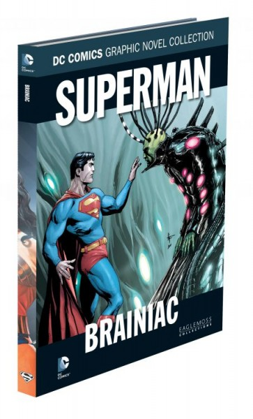 Eaglemoss DC-Collection 28: Brainac